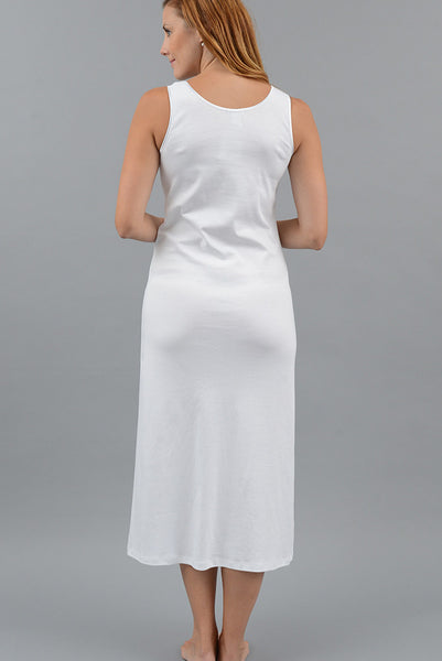 Classic Long Tank Gown