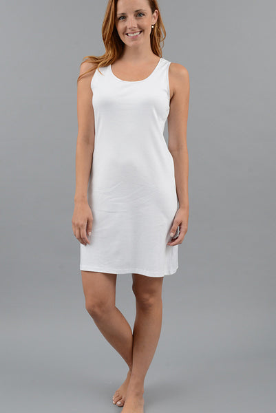 Classic Short Tank Gown