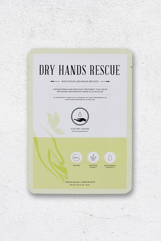 Dry Hands Rescue
