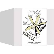 Loma for Life Candle