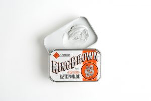 King Brown Paste Pomade