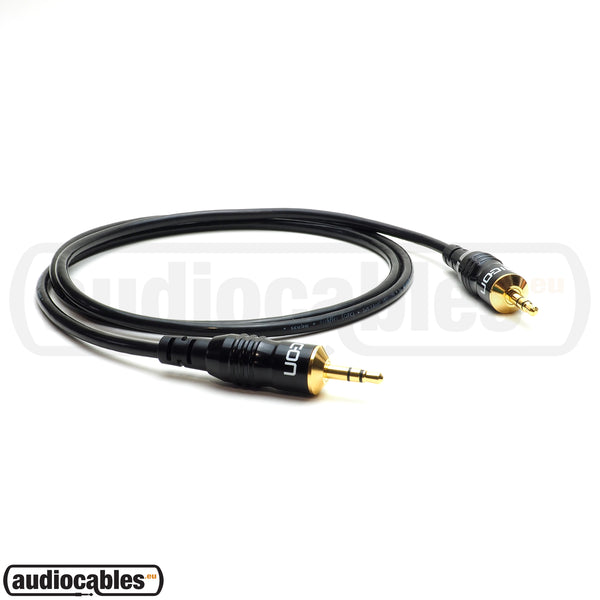 Sommer Cable w/ Hicon Gold Mini Jack To Mini Jack