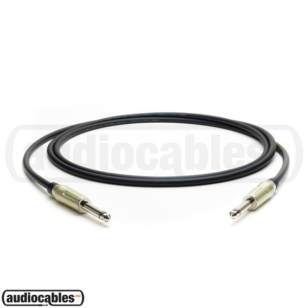 Mogami 2524 Instrument Cable w/ Amphenol Plugs