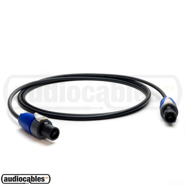 Mogami 3082 Speaker Cable (2x2.00) w/ Neutrik speakON Connectors