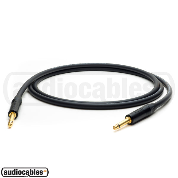 Mogami 3368 Instrument Cable w/ Neutrik Gold Plugs