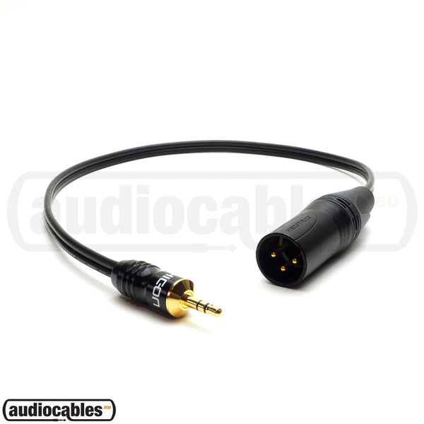 Mogami 2947 - Mini Jack to XLR Stereo Cable for NAIM NAP 250 Amp
