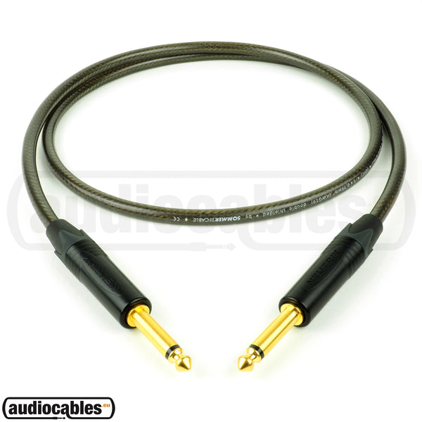 Sommer The Spirit XXL Guitar Cable w/ Neutrik Gold Plugs
