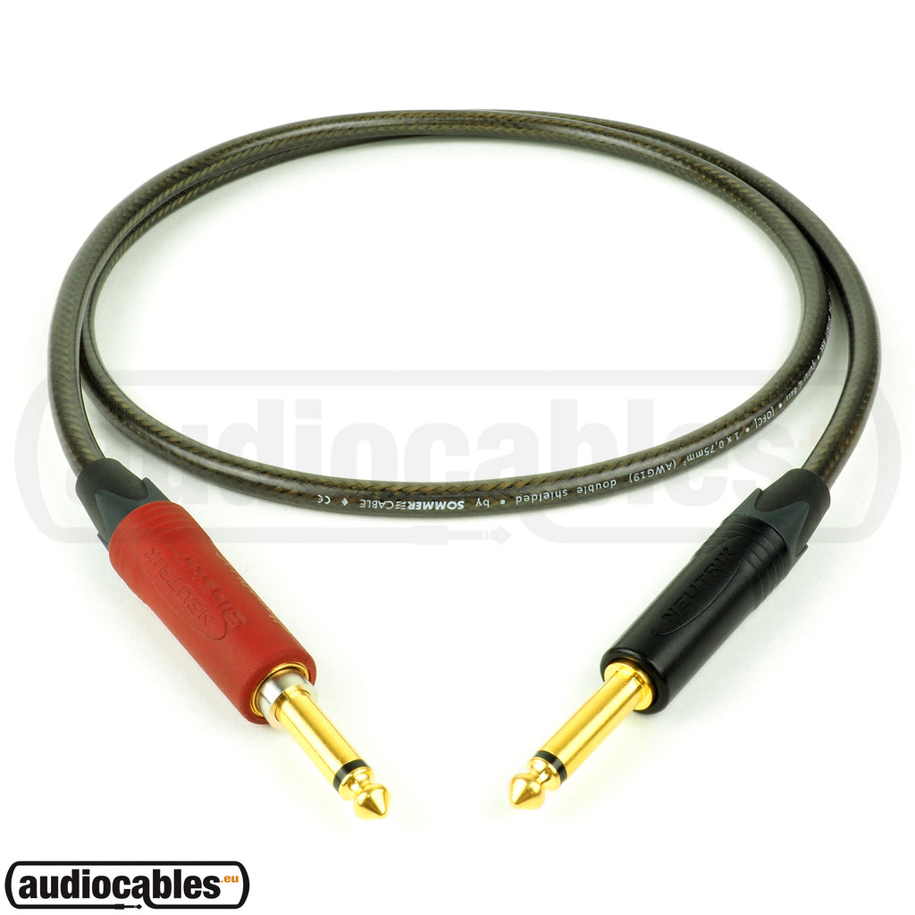 Sommer The Spirit XXL Guitar Cable w/ Neutrik Silent Jack