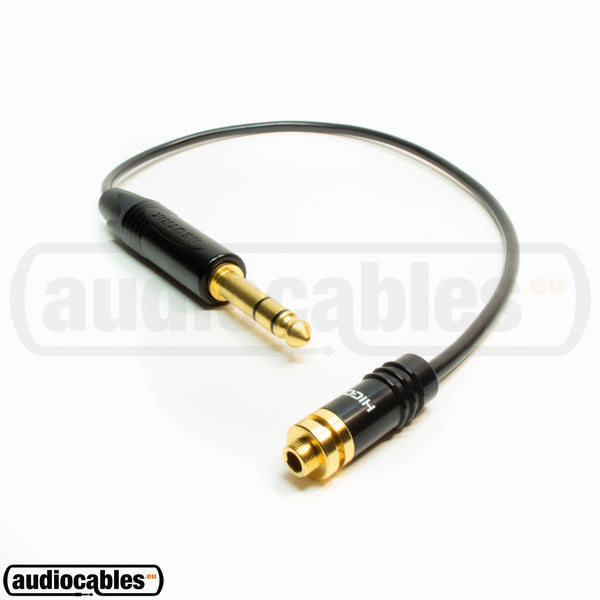 Sommer Female Mini Jack To Stereo TRS Jack Headphones Extension Cable