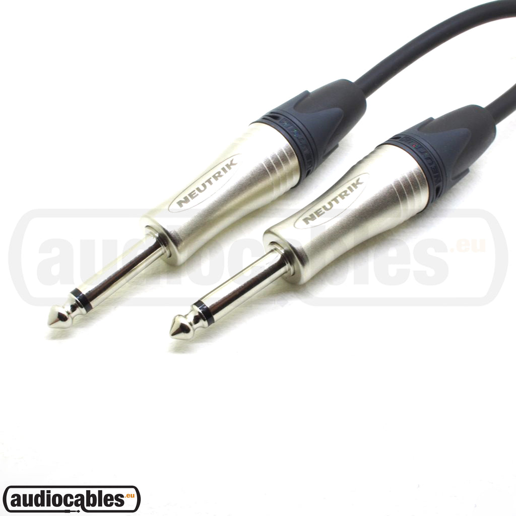 Sommer Meridian SP225 Speaker Cable (2x2.5) w/ Neutrik Jack to Jack