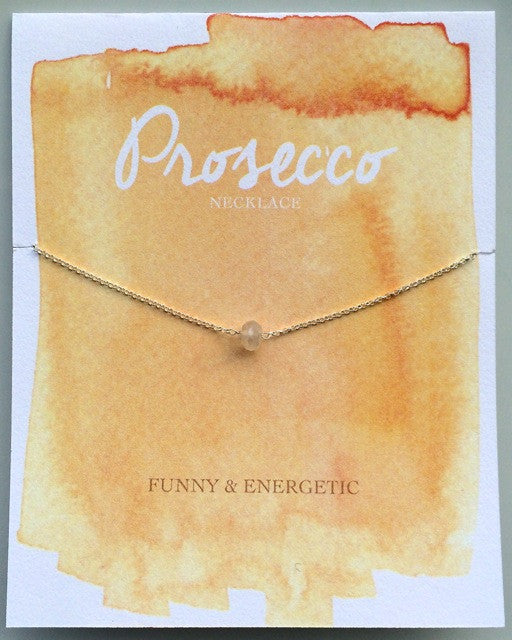 Prosecco Necklace