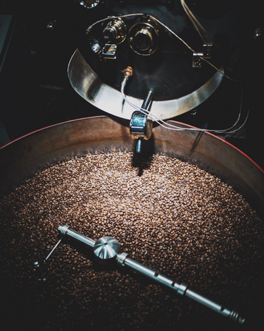 coffee roaster; coffee roasting; light roast; detroit coffee