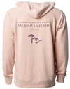 Great Lakes Coffee Lightweight Hoodie
