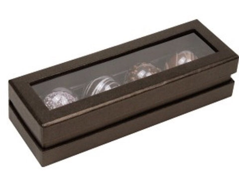4 Unit Rectangular Deluxe Gift Box