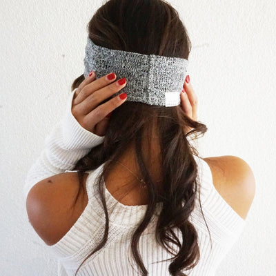 FALL-ing in Love with These Sweater Headbands & Hair Ties