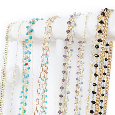 Mask Chain Necklaces Chains Kini Bands