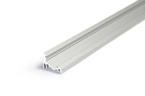 Aluminiums profiler til LED-bånd Model C