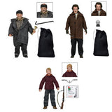 Home Alone: Kevin, Marv and Harry 8-Inch Retro Action Figures