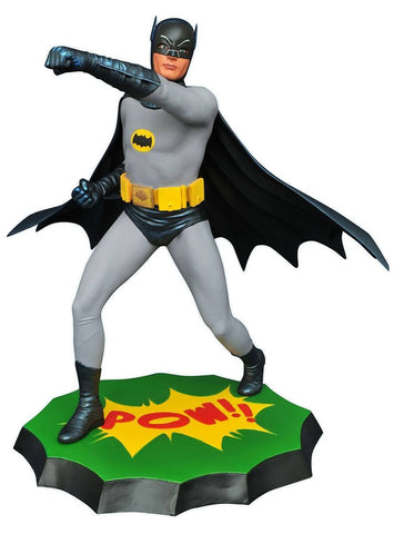 Batman 1966 Classic TV Series: Premier Collection Batman Resin Statue