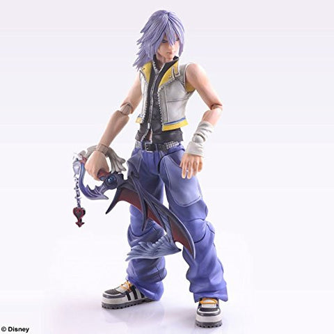 Square Enix Kingdom Hearts II: Riku Play Arts Kai Action Figure