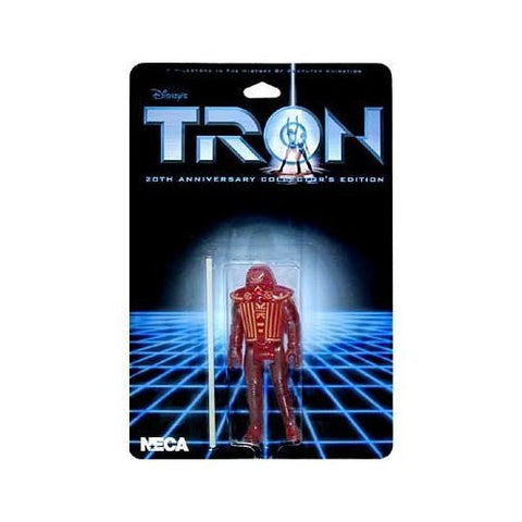 Tron Warrior Action Figure (20th Anniversary Collector's Edition)