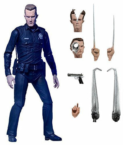 Terminator 2: Ultimate T-1000 7 Inch Action Figure