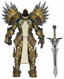 "Heroes of the Storm Arthas & Tyrael- 7"" Scale Action Figures - Series 2 Set"