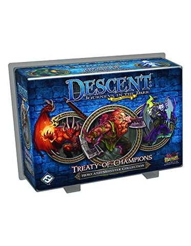 Descent 2nd Edition: Treaty of Champions Board Game