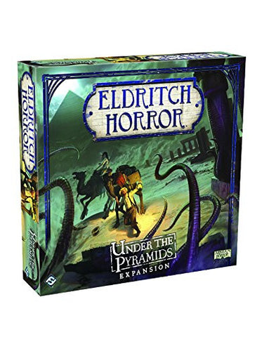 Eldritch Horror: Under The Pyramids Expansion Board Game