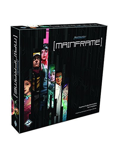 Android: Mainframe Board Game