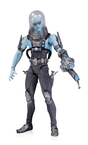 DC Collectibles Designer Series Mr. Freeze Action Figure by Greg Capullo