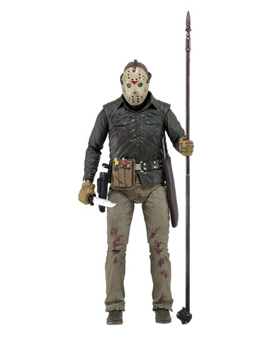 Friday The 13th Part 6 Ultimate Jason 7 Inch Action Figure