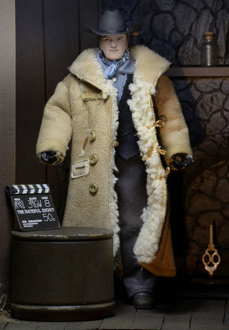The Hateful Eight Movie Quentin Tarantino 8 Inch Clothed Action Figure