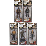 The Walking Dead Beth, Daryl Dixon, T-Dog, Water Walker and Michonne Action Figures Set of 5 - Big Toy Chest