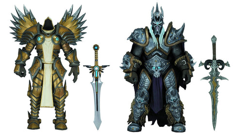 Heroes of the Storm Arthas & Tyrael- 7