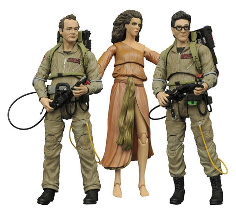 Ghostbusters Series 2 Action Figures Set of 3