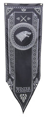 Game Of Thrones House Stark Tournament Banner