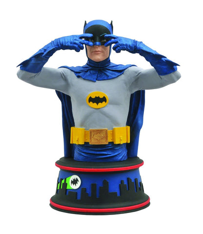 Batman Classic 1966 TV Series: Batusi Batman Resin Bust