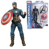 Marvel Select Captain America Civil War: Captain America Action Figure