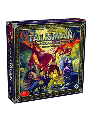Talisman: The Cataclysm Game