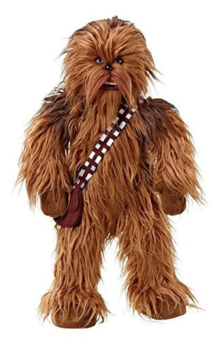 Star Wars Super Deluxe Realistic Chewbacca 24