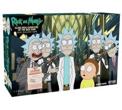 Rick and Morty: Close Rick-Counter of the Rick Kind Deck Building Game