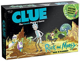 Rick and Morty Clue Back in Blackout
