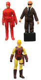 Marvel Daredevil 8-Inch Retro Action Figure Set