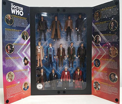 Doctor Who: 5.5 inch 13 Doctor Action Figure Set 2016 SDCC Exclusive