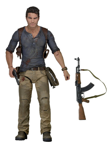 Uncharted 4 Ultimate Nathan Drake Action Figure (7