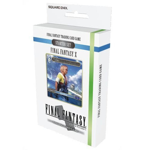Final Fantasy X Trading Card Game: Starter Deck (Wind and Water)