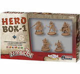 Zombicide: Black Plague Hero Box 1