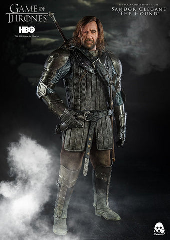 Game of Thrones Sandor Clegane: The Hound 1:6 Scale Action Figure