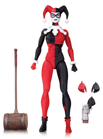 DC Comics Icons: Harley Quinn No Man's Land Action Figure